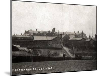 Bury Union Workhouse, Jericho, Lancashire-Peter Higginbotham-Mounted Photographic Print