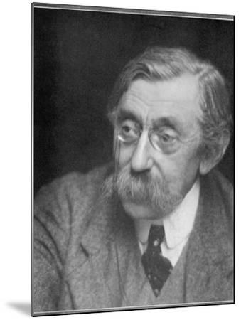 Emile Verhaeren Belgian Writer--Mounted Photographic Print