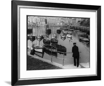 Mevagissey--Framed Photographic Print