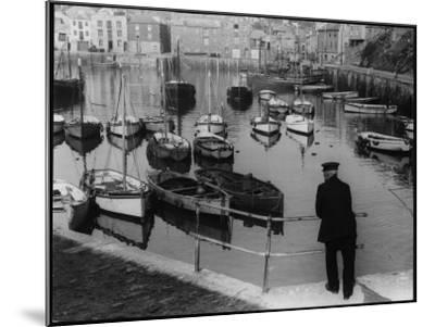 Mevagissey--Mounted Photographic Print