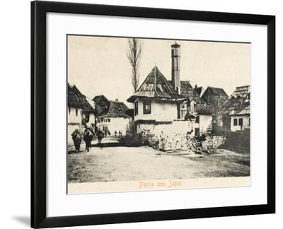 Jajce - Bosnia Herzegovina--Framed Photographic Print