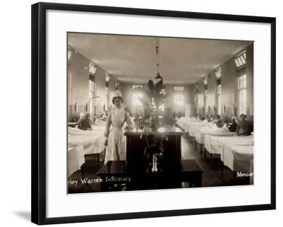 Shirley Warren Infirmary, Southampton-Peter Higginbotham-Framed Photographic Print
