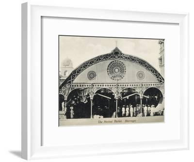 Percival Market, Gujarat, India--Framed Photographic Print