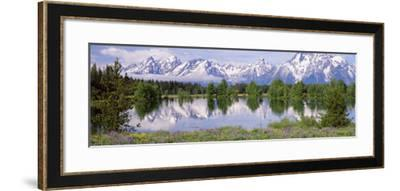 Usa, Wyoming, Grand Teton National Park-Jeff Foott-Framed Photographic Print