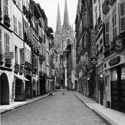 Bayonne Street--Framed Photographic Print
