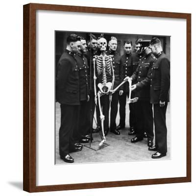 Skeleton Force--Framed Photographic Print