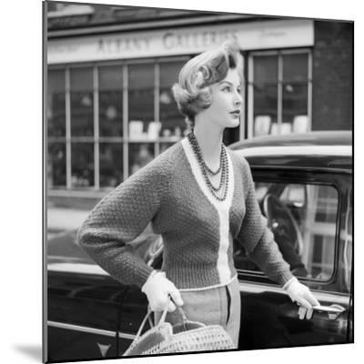 50S Knitwear-Chaloner Woods-Mounted Photographic Print