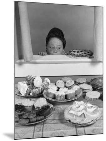 Cooling Pies-H^ Armstrong Roberts-Mounted Photographic Print
