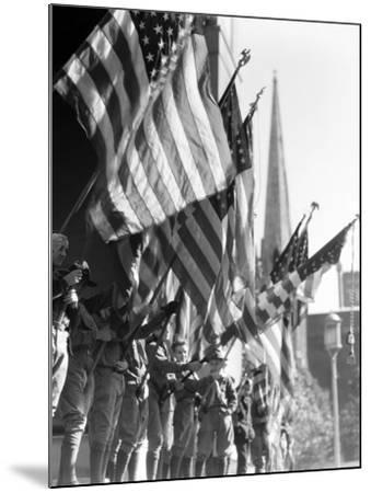 Boy Scouts-H^ Armstrong Roberts-Mounted Photographic Print