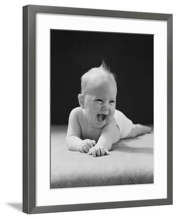 Five Month Old Baby-H^ Armstrong Roberts-Framed Photographic Print