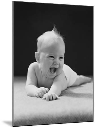 Five Month Old Baby-H^ Armstrong Roberts-Mounted Photographic Print