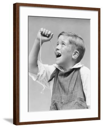 DIY Dentistry-H^ Armstrong Roberts-Framed Photographic Print