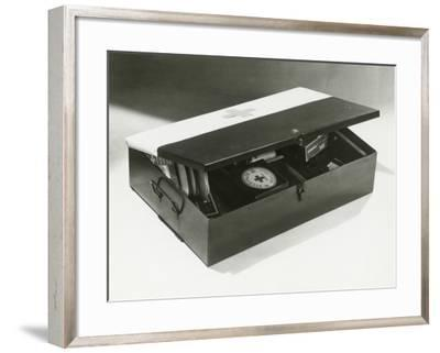 First Aid Kit--Framed Photographic Print