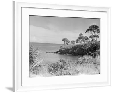 Seashore-George Marks-Framed Photographic Print