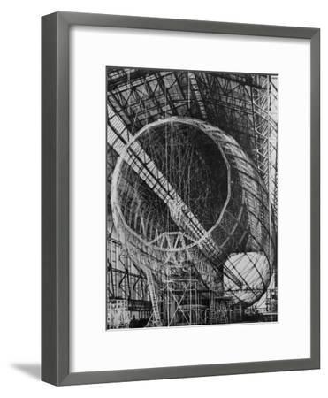 Graf Zeppelin--Framed Photographic Print