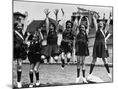 School Warcry--Mounted Photographic Print