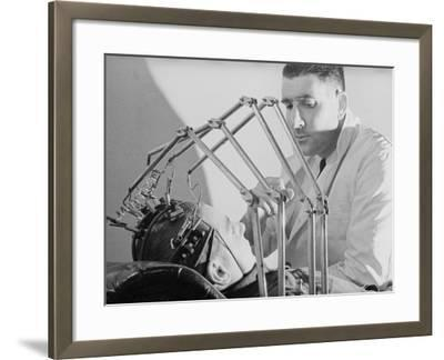Brain Scanner--Framed Photographic Print