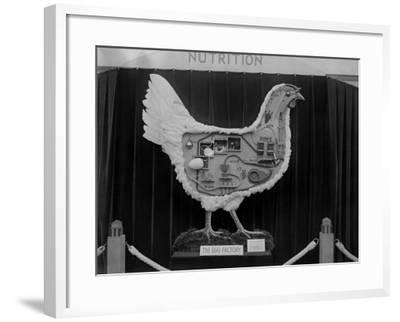 The Egg Factory--Framed Photographic Print