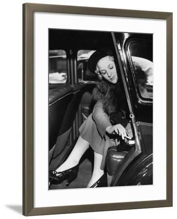 Travel in Style--Framed Photographic Print