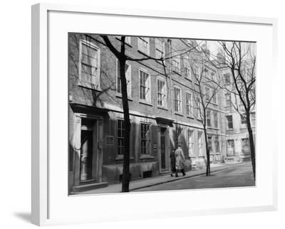 Wardrobe Place--Framed Photographic Print