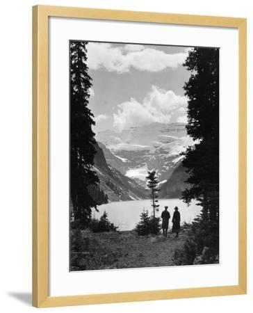 Lake Louise--Framed Photographic Print
