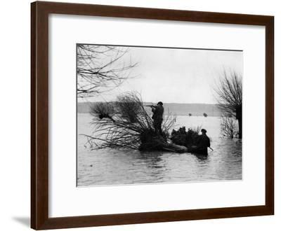 Duck Moor--Framed Photographic Print