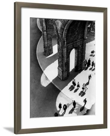 Archways To Hope--Framed Photographic Print
