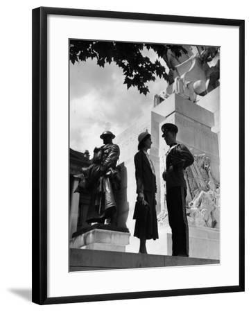 Quo Vadis?-Chaloner Woods-Framed Photographic Print