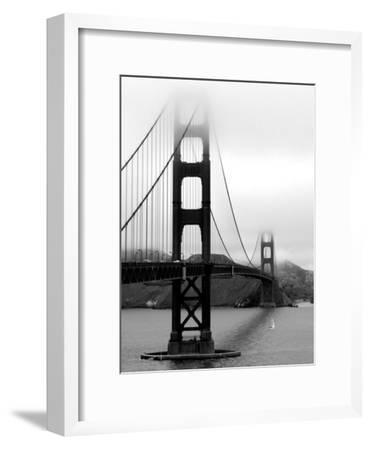 Golden Gate Bridge-Federica Gentile-Framed Photographic Print