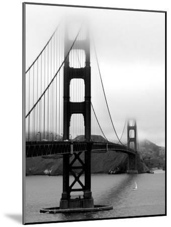 Golden Gate Bridge-Federica Gentile-Mounted Photographic Print