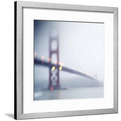 Golden Gate Bridge-Zeb Andrews-Framed Photographic Print