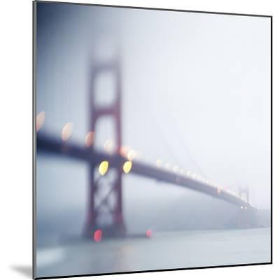 Golden Gate Bridge-Zeb Andrews-Mounted Photographic Print