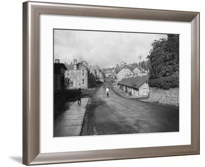 Pitlochry--Framed Photographic Print