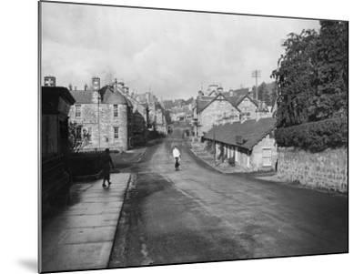 Pitlochry--Mounted Photographic Print