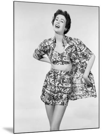 Fun Summer Fashion-Chaloner Woods-Mounted Photographic Print