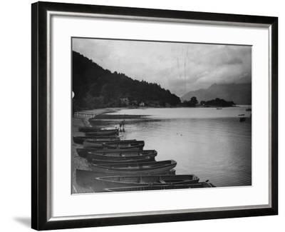 Loch Lomond--Framed Photographic Print