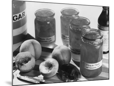 Peach Preserves-Chaloner Woods-Mounted Photographic Print