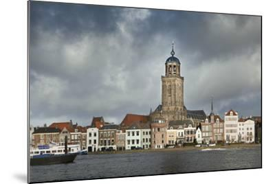 Netherlands, Deventer, City Skyline-Frans Lemmens-Mounted Photographic Print