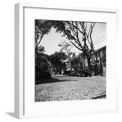 Nantucket Island-Hulton Archive-Framed Photographic Print