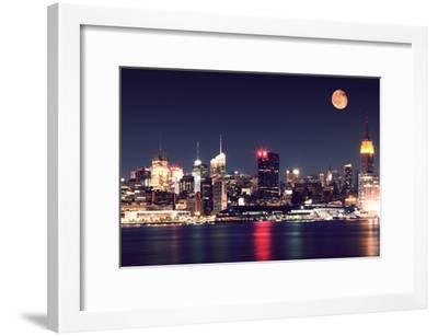 Moonlight-Aleks Ivic Visuals-Framed Photographic Print