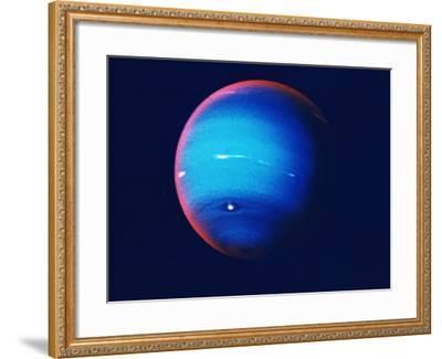 Planet Neptune-Hulton Archive-Framed Photographic Print