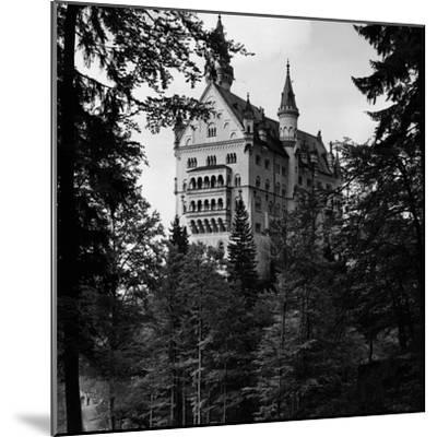 Bavarian Castle-Fox Photos-Mounted Photographic Print
