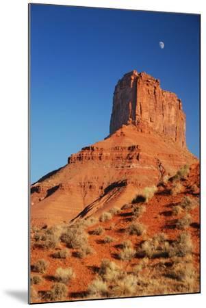 Moon over Moab-moosebitedesign-Mounted Photographic Print