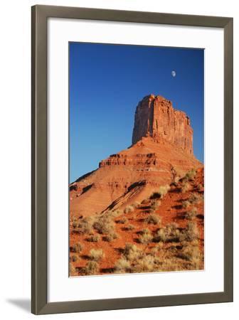 Moon over Moab-moosebitedesign-Framed Photographic Print