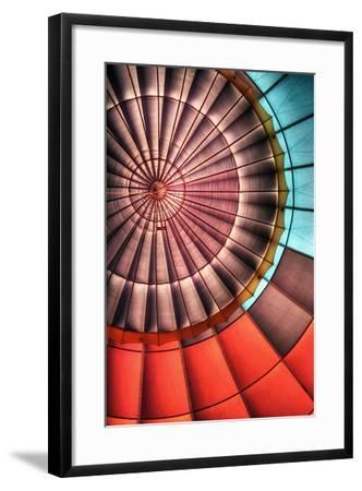 Hot Air Balloon-Photo by Greg Thow-Framed Photographic Print