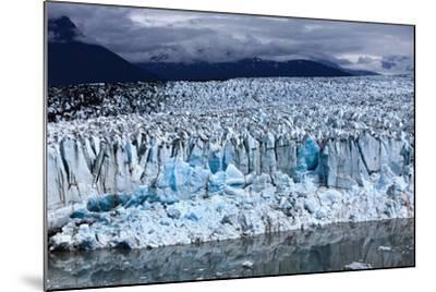 Leading Edge of Glacier and Glacial Pond-Adam Jones-Mounted Photographic Print
