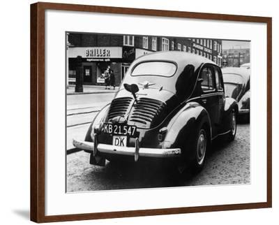 Clockwork Car-Keystone-Framed Photographic Print