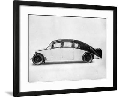 The Burney-Topical Press Agency-Framed Photographic Print