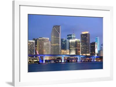 Miami, Florida-Jumper-Framed Photographic Print