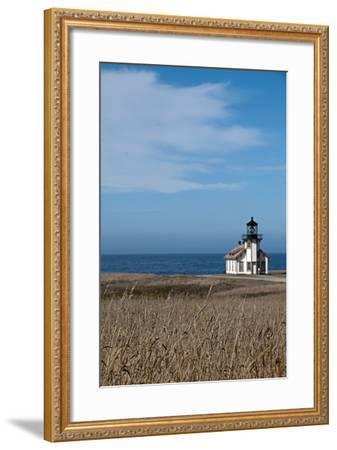 Point Cabrillo Light Station-Carolyn Hebbard-Framed Photographic Print